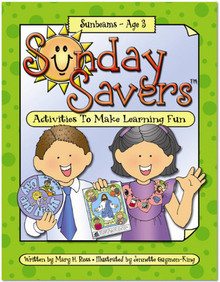 Sunday Savers: Sunbeams - Age 3 (CD-ROM) *