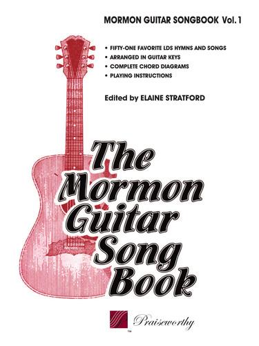 Mormon Guitar Songbook Vol 1 * - Cardston Book Shop