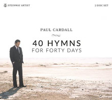40 Hymns for Forty Days CD