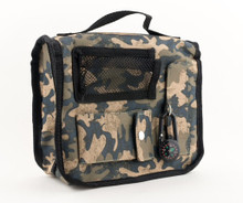 Collin Camo Tote Green