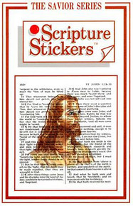 Scripture Stickers Savior Series *