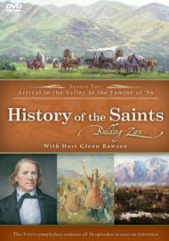History of the Saints, Season 2: Building Zion  - DVD""