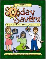 Sunday Savers: New Testament 8-11 (CD-ROM)