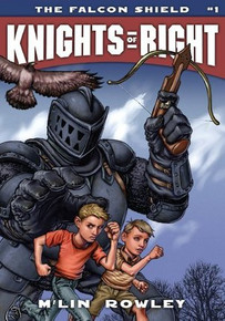 Knights of Right Vol 1: The Falcon Shield (Paperback)  *
