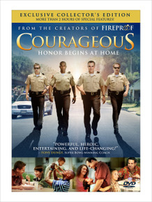 Courageous (DVD) *