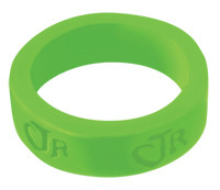 CTR Ring, Silicone Green Medium 10pk *