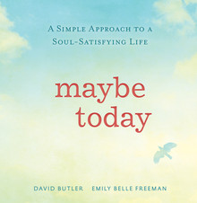 Maybe Today (Hardcover) *