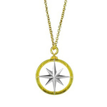 My Missionary Compass Necklace