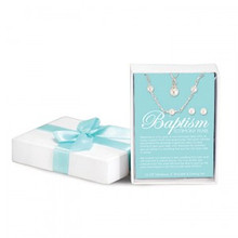 Baptism Pearls Jewelry Set *