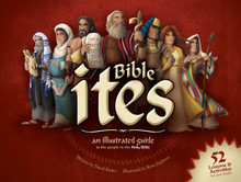 Bible ites: An Illustrated Guide to the People in the Holy Bible (Hardcover) *