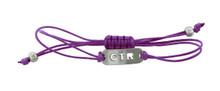String Bracelets, Purple*