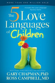The 5 Love Languages of Children Paper Back *