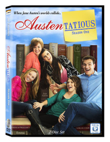 Austentatious: Season 1 (2 DVD set ) *