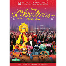 Mormon Tabernacle Choir: Keep Christmas With You (Music CD) *