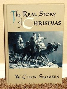 The Real Story of Christmas Booklet * Call for volume discounts on 50 or more