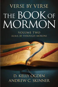 Verse by Verse, the Book of Mormon Volume 2: Alma 30 - Moroni 10 (Hardcover) *