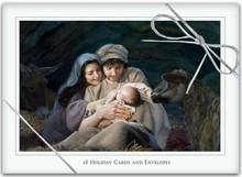 Silent Night  Liz Lemon Swindle  Christmas Cards 18 pk *