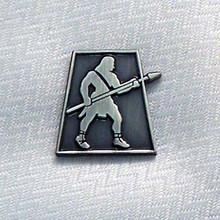 Stripling Warrior Silver Pin *