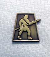 Stripling Warrior Gold Pin *