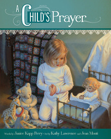 A Child's Prayer  (Board Book) *