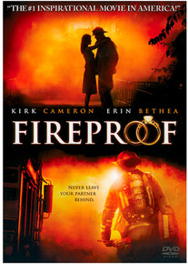 Fireproof (DVD) *