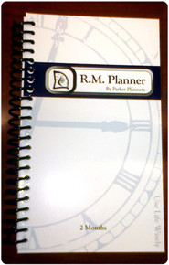 Returned Missionary. 2-Month Planner *