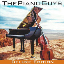 The Piano Guys: Deluxe Edition CD/DVD