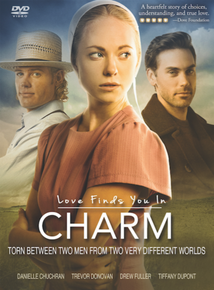 Love Finds You in Charm A Mission Pictures Film (DVD) *