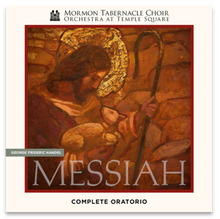Mormon Tabernacle Choir: Handel's Messiah – The Complete Oratorio (Music CD)*