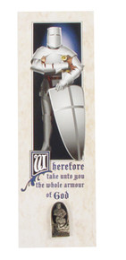 Pin and Bookmark - Armour of God *