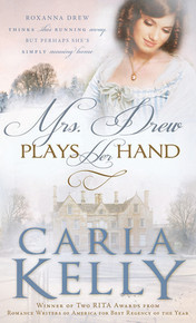 Mrs. Drew Plays Her Hand (Paperback) *