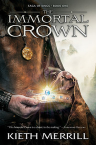 Saga of Kings, Book 1: The Immortal Crown (Hardback) *
