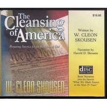 The Cleansing of America (Book on CD) *