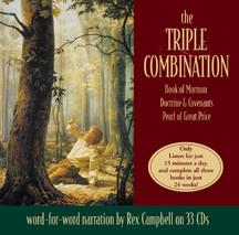 Triple Combination CD Box Set (Scriptures on CD) *