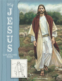 My Jesus Coloring Book (Paperback) *