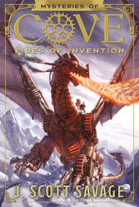 Mysteries of Cove Vol. 1: Fires of Invention (Paperback) *