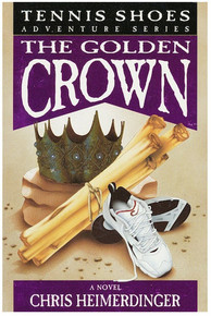 Tennis Shoes Adventure Series, Vol. 7: The Golden Crown (Paperback) *