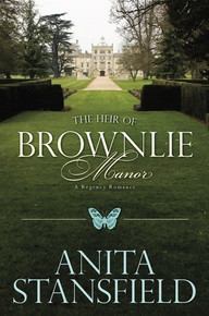 The Heir of Brownlie Manor (Book on CD) *