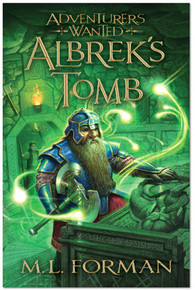Adventurers Wanted Vol 3: Albrek's Tomb (Paperback) *