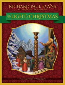 Light of Christmas Hardcover (Hardcover)  *