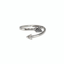 CTR Arrow Ring Stainless Steel *