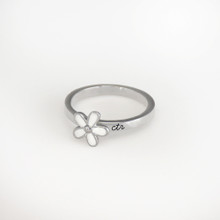 Daisy CTR Ring Stainless Steel *