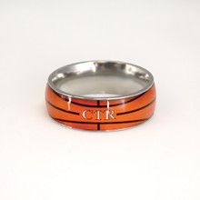 Basketball CTR Ring  Stainless Steel *