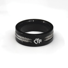 Wired CTR Ring (Stainless Steel )*
