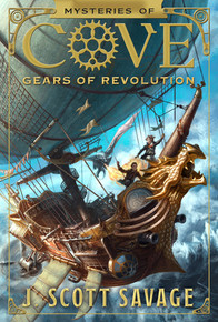 Mysteries of Cove Vol. 2: Gears of Revolution (Hardcover) *