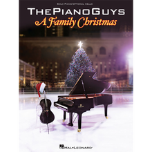 The Piano Guys: A Family Christmas - Songbook (Paperback) *