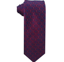Burgundy Angel Moroni Boy`s Zipper Tie ages 4-10