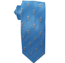 Capri Blue Captain Moroni Boy`s Zipper Tie ages 4-10