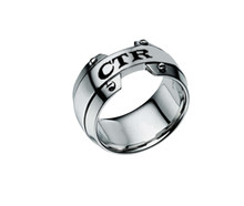 Ghost CTR Ring  (Stainless Steel) *