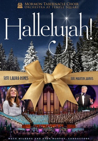 Hallelujah! Featuring Laura Osnes and Martin Jarvis (DVD) *